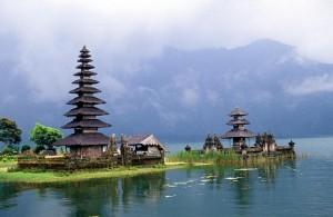 Prikaz indonezijske kulture.