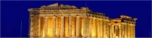 Turistične znamenitosti v Grčiji.