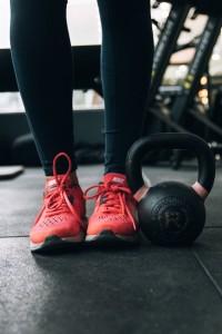 fitnes oprema za domačo telovadnico