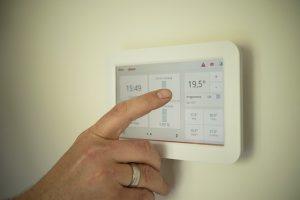 upravljanje toplotne črpalke