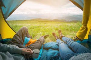 Vsestranski šotor za dve osebi