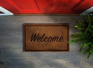 Predpražnik za podjetja in domove