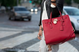 Ženska usnjena torbica