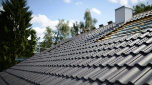 Prekrivanje strehe z ustrezno strešno kritino
